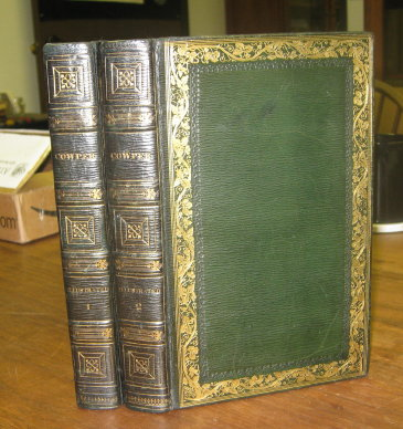 Poems, by the Late William Cowper, Esq. of the Inner Temple. Embellished with engravings and a Sketch of his Life. William Cowper.