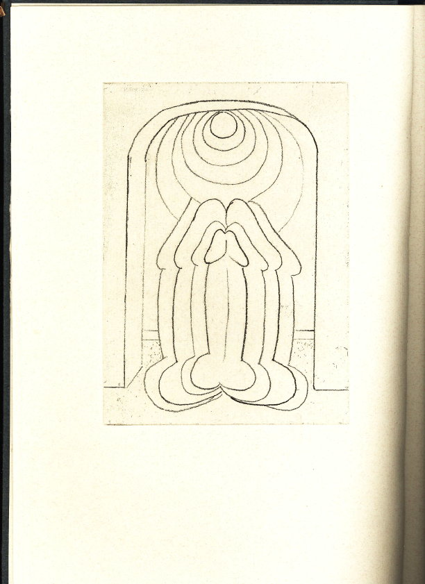 Unsought Intimacies: Poems of 1991. Three Etchings [by] Theophilus Brown. Thom Gunn.