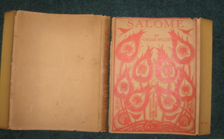 Salome. A Tragedy in One Act: Translated from the French of Oscar Wilde, with Sixteen Drawings by Aubrey Beardsley. Oscar Wilde.
