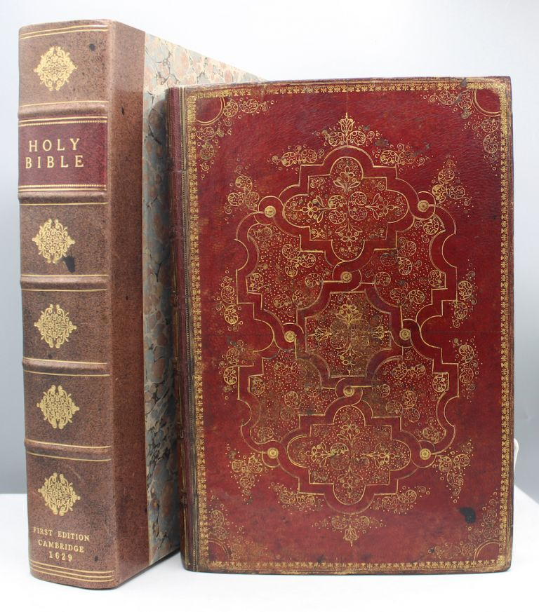 The Holy Bible. Containing the Old Testament and the New: Newly Translated out of the originall Tongues, and with the former translations diligently compared and revised by his Majesties special command. Appointed to be read in Churches. Bible in English.