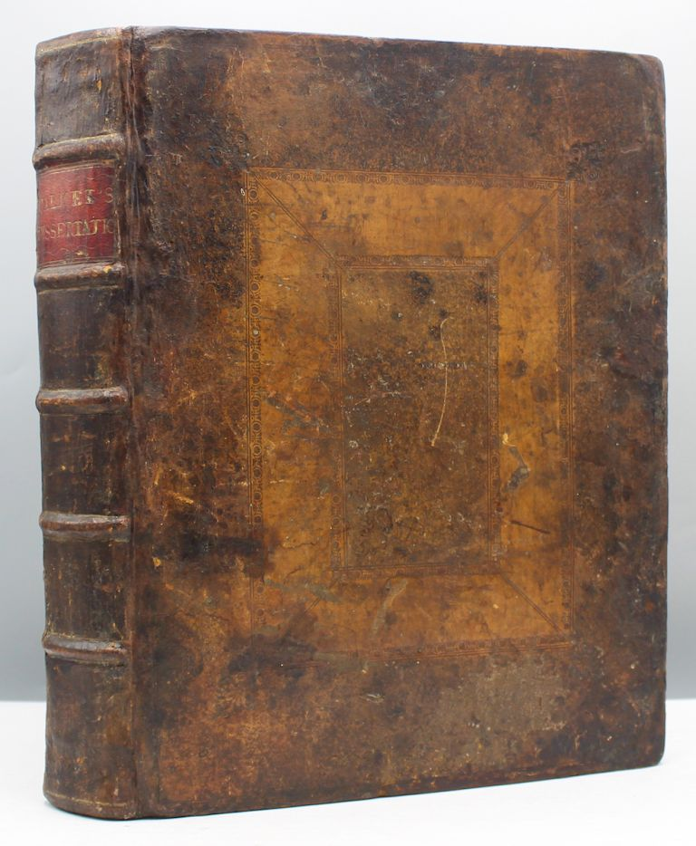 Antiquities Sacred and Profane: or, A Collection of Curious and Critical Dissertations on the Old and New Testament. Augustin Calmet.
