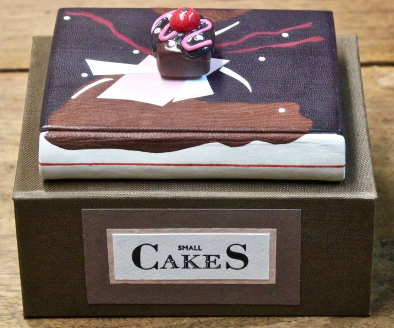 Small Cakes. A Selection Containing Brief histories, ingredients and recipes, poetic anecdotes and visual decorations. Susan Allix.