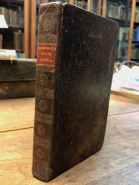 Excursions in North America, Described in Letters from a Gentleman and His Young Companion, to Their Friends in England. Priscilla Wakefield.