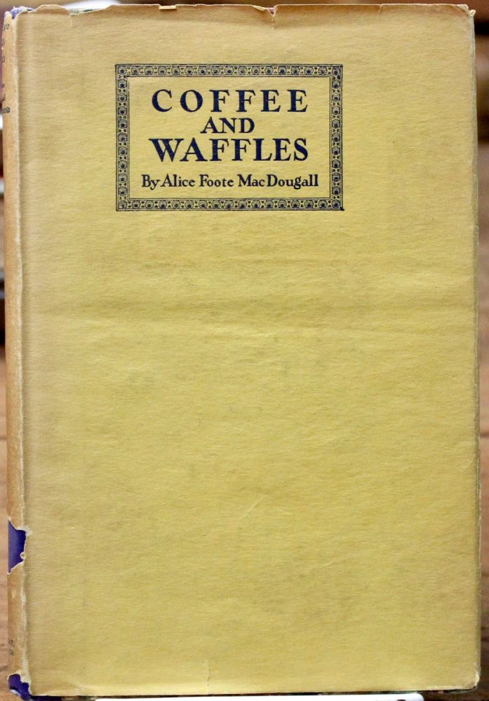 Coffee and Waffles. Alice Foote MacDougtall.