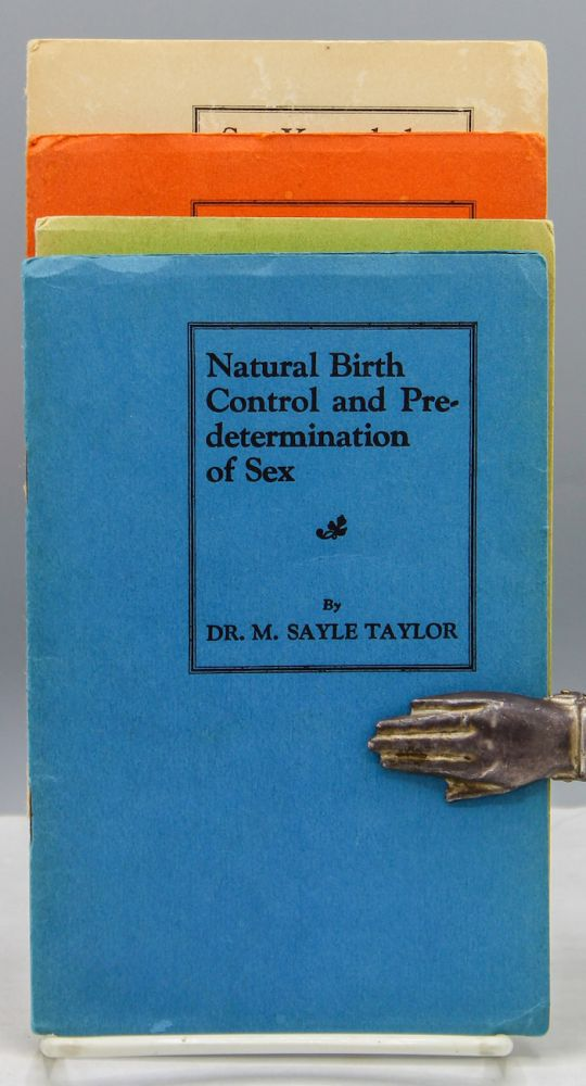 """""""Health and Happiness"""" for Women. Women's studies, Marion Sayle Taylor."""