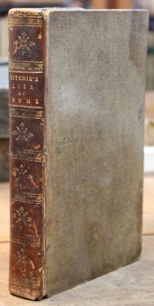 An Account of the Life and Writings of David Hume, Esq. Thomas Edward Ritchie.