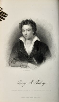 The Poetical Works of Percy Bysshe Shelley. Edited by Mrs. Shelley. In three volumes.