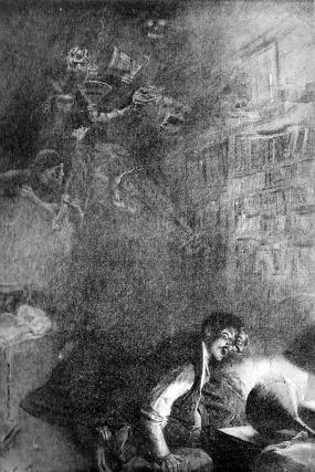 Round the Fire Stories. With a frontispiece by A. Castaigne.