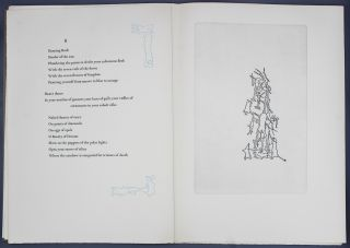 Four Poems of the Occult. Illustrations by Fernand Leger, Pablo Picasso, Yves Tanguy and Jean Arp. Edited & with introductions by Francis Carmody