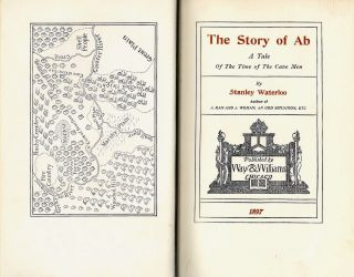 The Story of Ab. A Tale of the Time of the Cave Men.