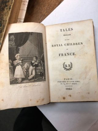 Tales Dedicated to the Royal Children of France.