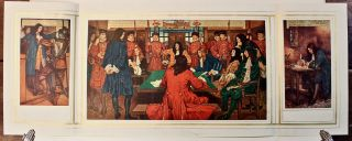 The Holy Experiment...Series of Mural Paintings by Violet Oakley...in the Governor's Reception Room and in the Senate Chamber of the State Capitol at Harrisburg, Pennsylvania.