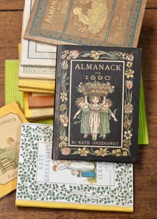 Almanacks. Kate Greenaway