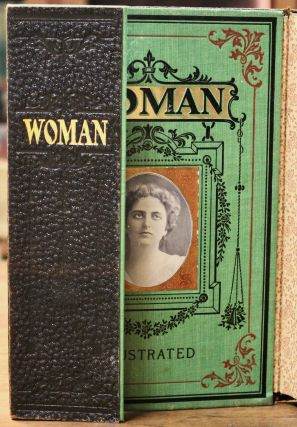 Salesman's Dummy ]. Woman. Her Position, Influence, and Achievement Throughout the Civilized...