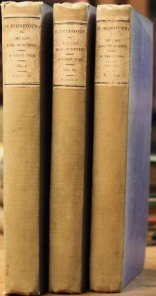 St. Johnstoun; or, John, the Earl of Gowrie. In Three Volumes. Eliza Logan
