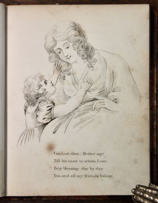 The Infant's Daily Sacrifice. A book of short hymns for children. [By Cousin Clara.]