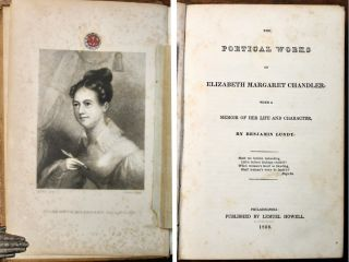 The Poetical Works...with a memoir of her life and character, by Benjamin Lundy