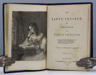 The Lady's Present: or, Beauties of Female Character. Cummings, riel, vers