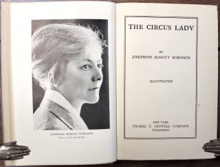 The Circus Lady.