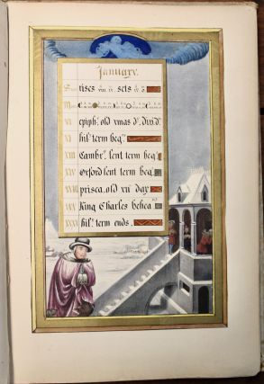 The Illuminated Calendar and Home Diary for 1845.