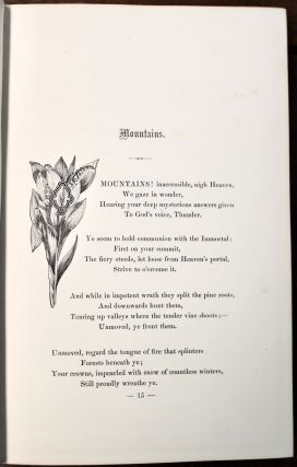 The Victoria Regia: A Volume of Original Contributions in Poetry and Prose.