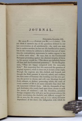 Journal of a Residence on a Georgian Plantation in 1838-39.