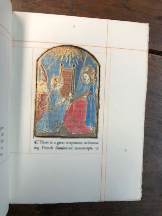 French Illuminated Manuscripts.